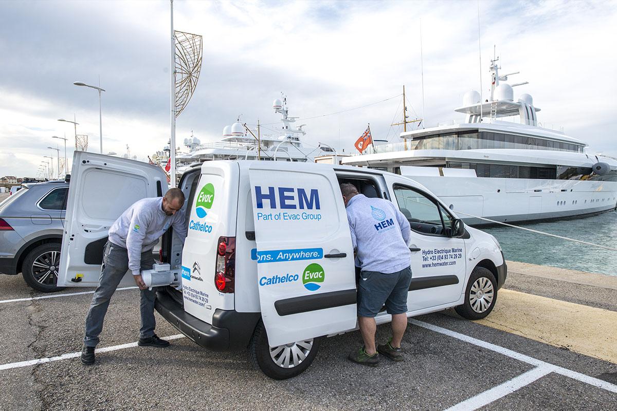 HEM services